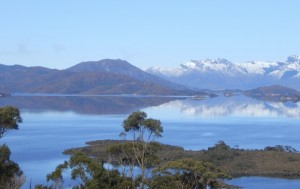 Southwest Tasmania's world heritage (photo: B. Richardson)