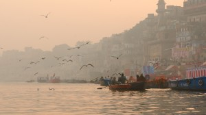 River Ganga (Photo by Flickr user Roehan Rengadurai)