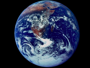 Blue Marble, 7 December 1972, NASA Apollo 17 mission.